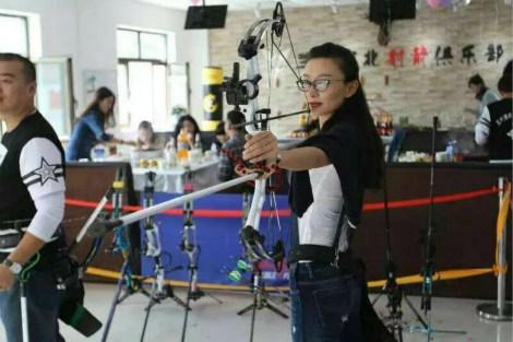 西北射箭俱乐部_(0.3折)_鑫陵射箭俱乐部首次男女乒乓球差距图片