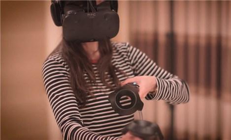 操纵者电脑VR电竞体验馆