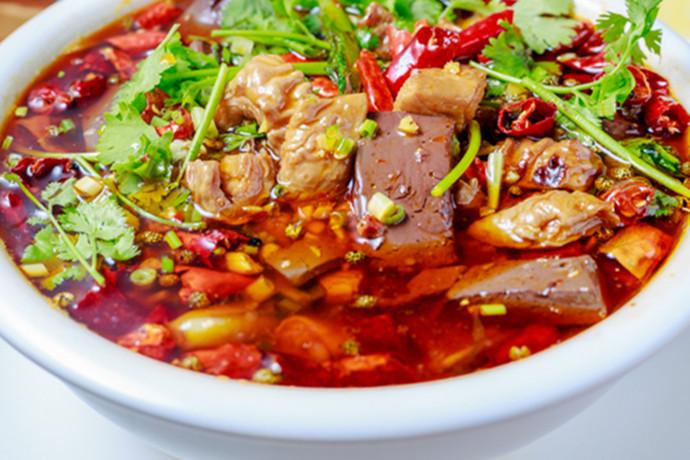 双流蘸水米饭(世友店)_(9.0折)_双流蘸水肥肠5烧糊的肥肠图片
