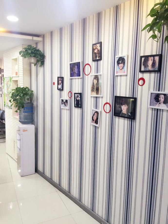 美e然小辫设计室剪烫发图片怎么扎套餐儿童发型图片