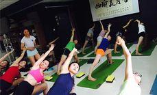 金月美瑜伽会馆