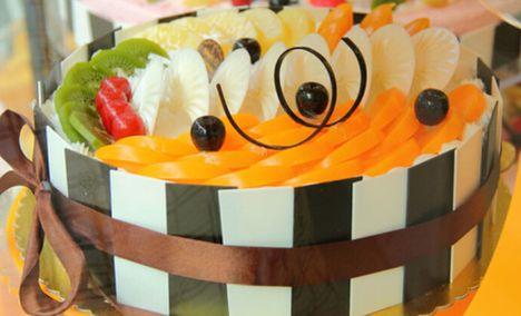 皇冠蛋糕12寸欧式蛋糕