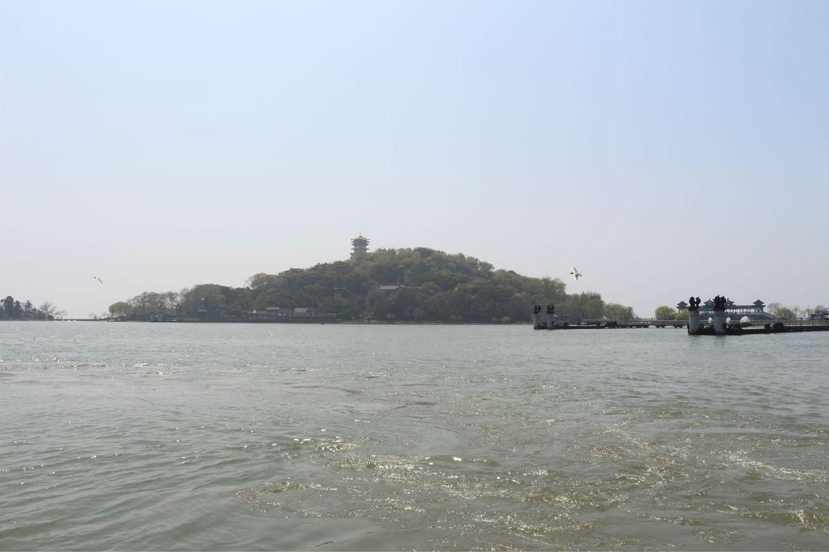 无锡太湖鼋头渚风景区