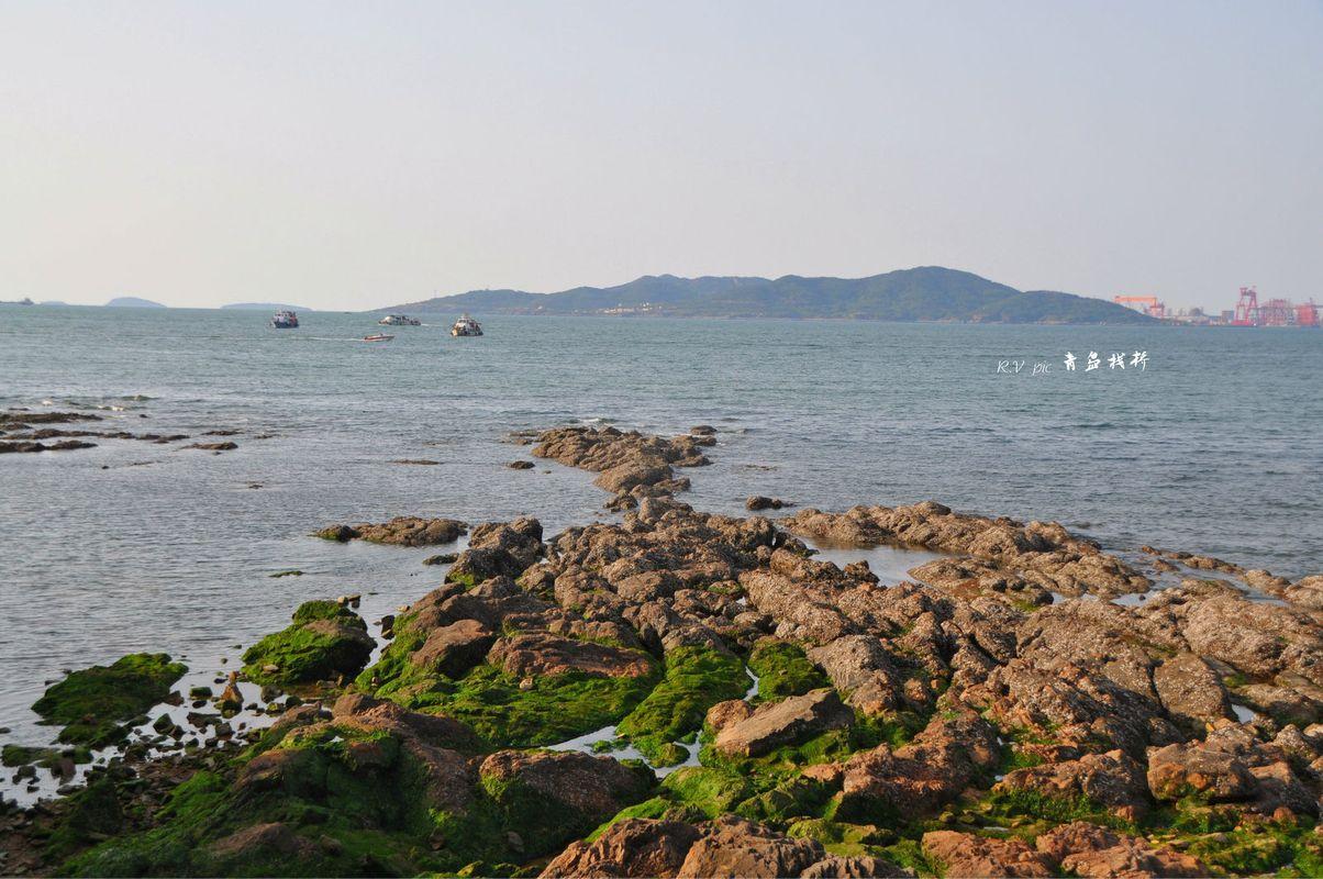 青岛.海岸