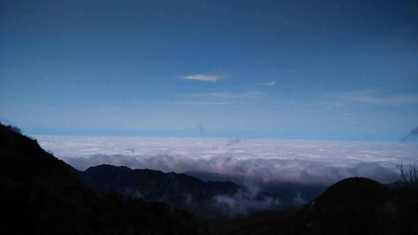 泰山风景图素材高清