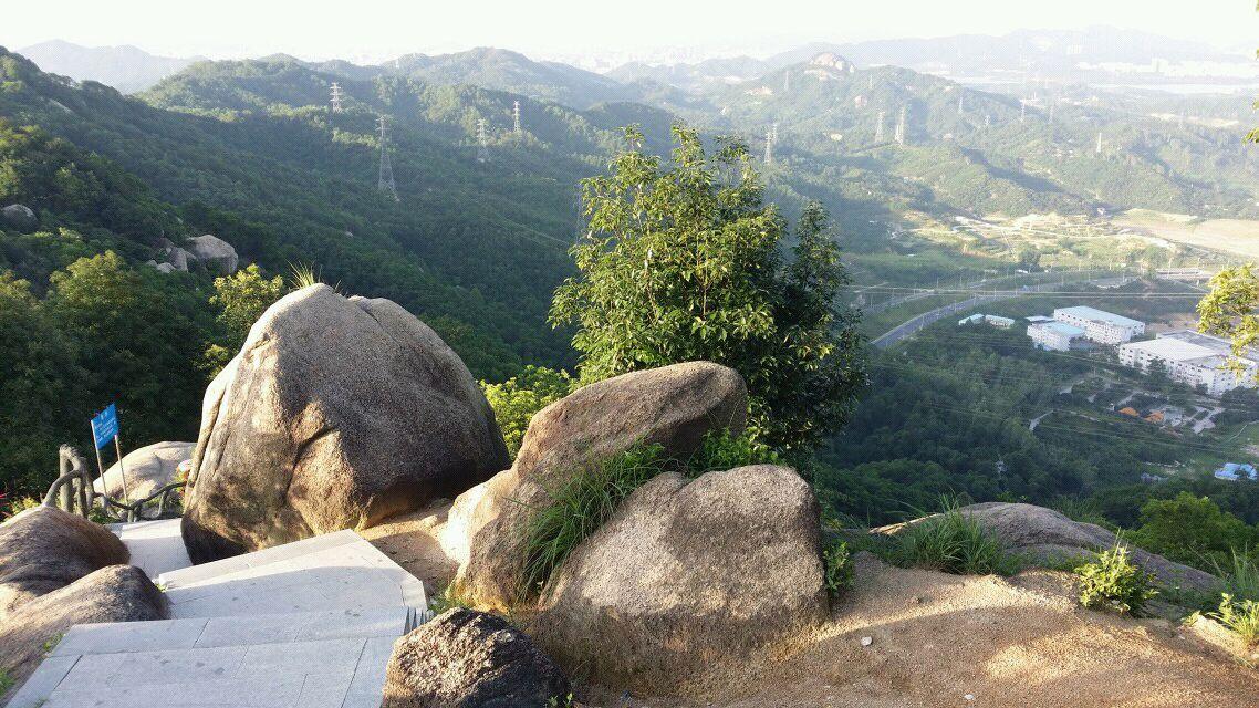 深圳凤凰山森林公园_旅行画册旅行图片_百度旅游