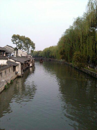 乌镇,唯美的江南水乡.