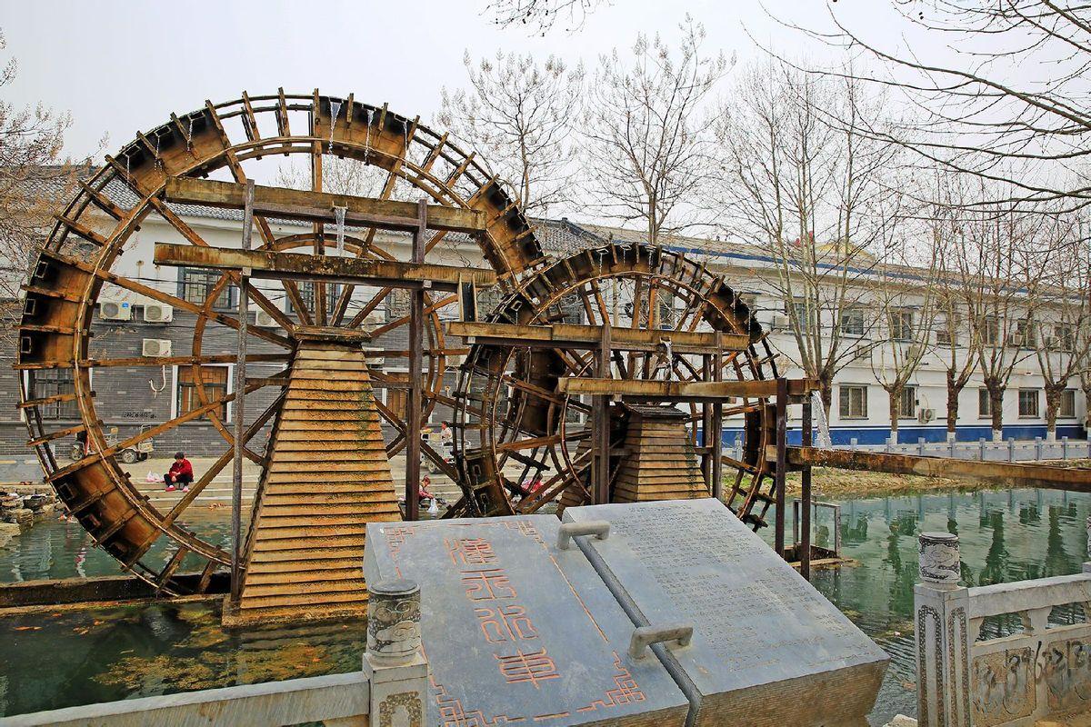 纸箱手工制作水车