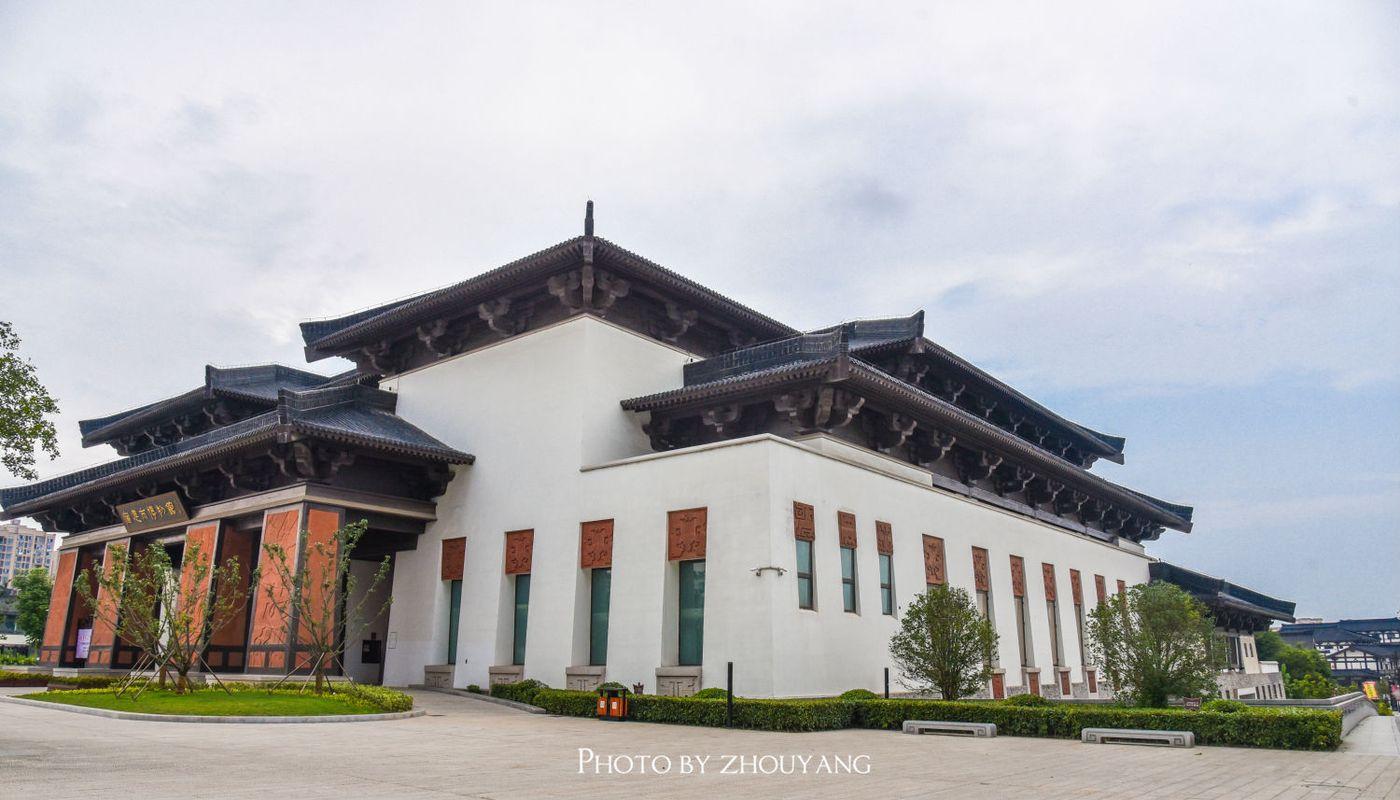 市博物馆外景图片