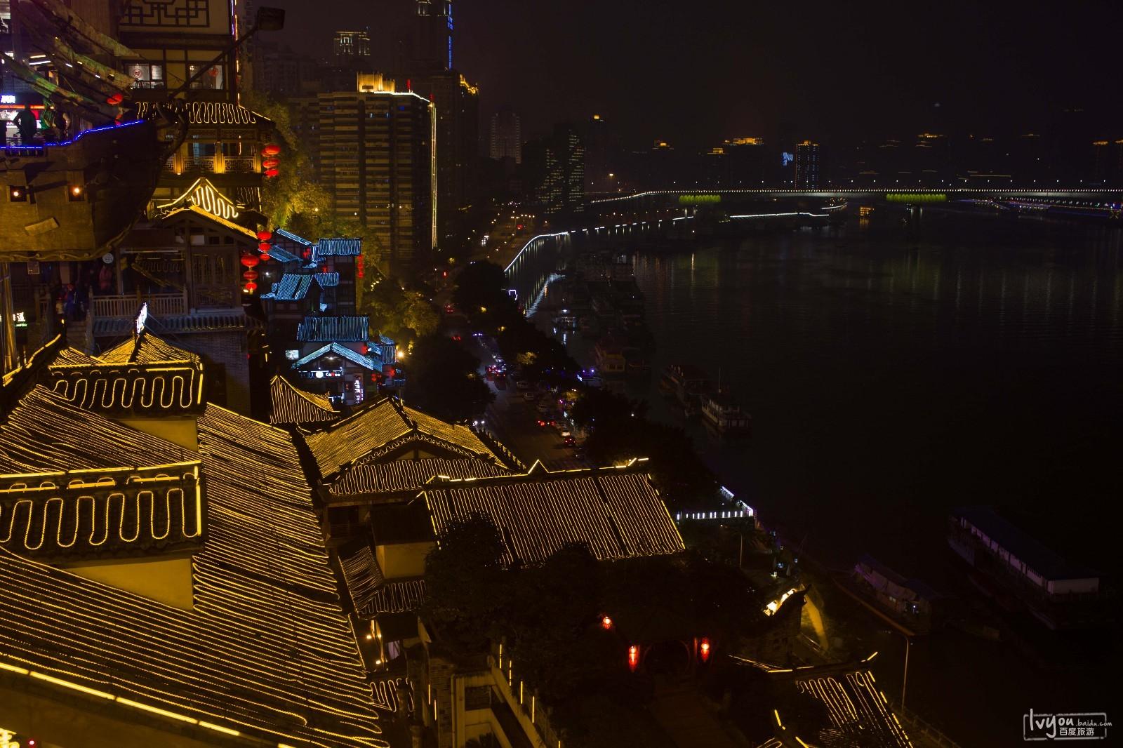 重庆著名建筑手绘
