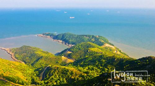 游记攻略 舟山普陀山游记 迷恋的舟山群岛,生活与旅行同在  7 大青山