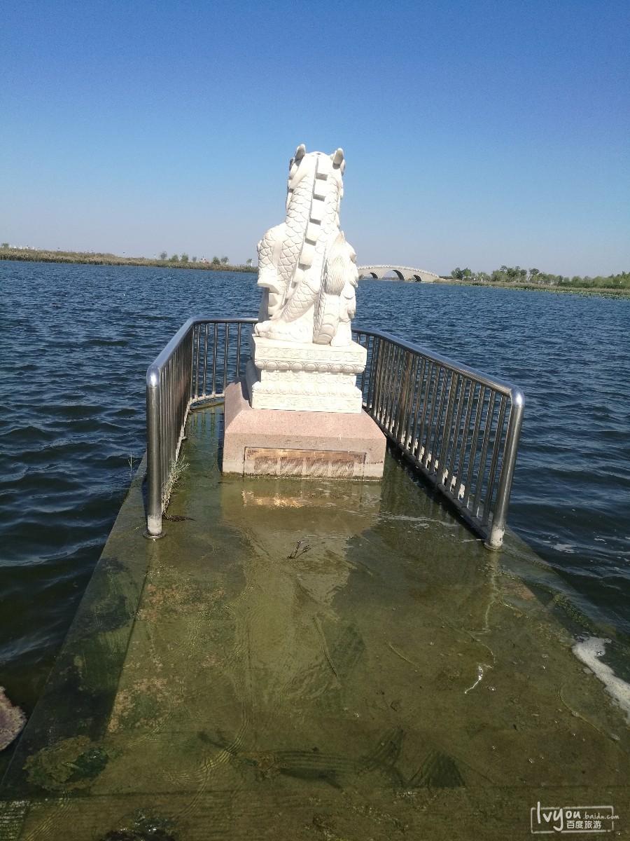 衡水湖南畔的冀州旅游景区和冀州古城一日游