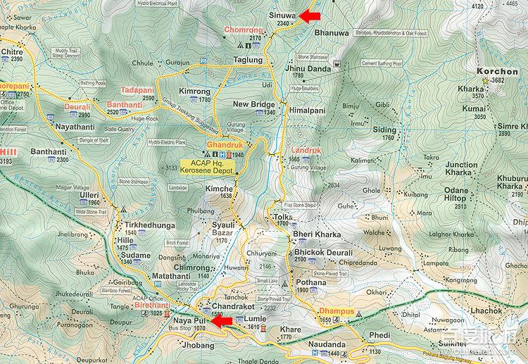 拉萨旅行到尼泊尔攻略,求各位大神指引路线,详细点的