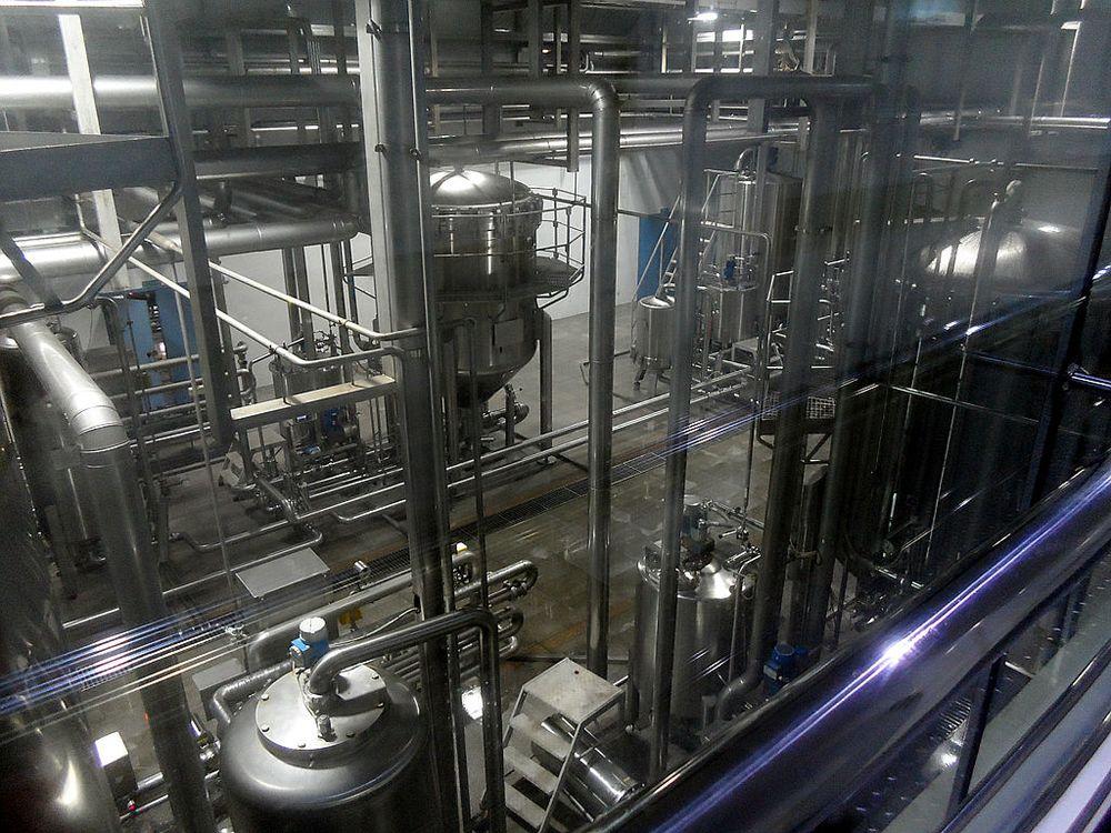 青岛啤酒厂图片
