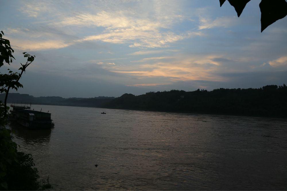 四川长江风景图片