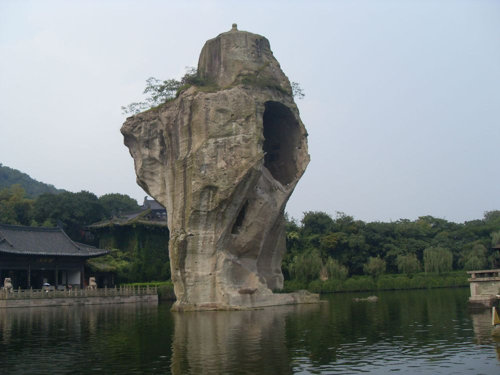 柯岩风景区
