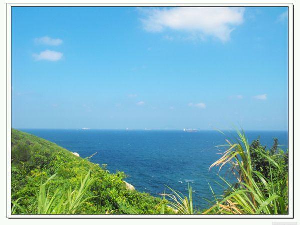 徒步穿越珠海担杆岛_旅行画册旅行图片_百度旅游