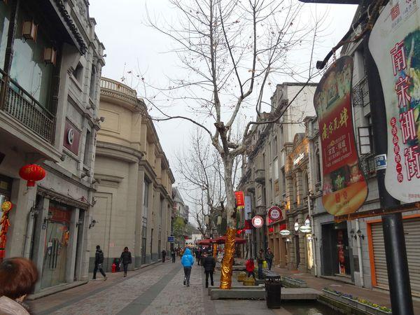 壁纸 步行街 街道 街景 商业街 小巷 600_450