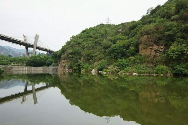 怀柔区石门山风景区