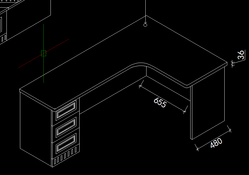 cad等轴侧捕捉填充时是不是方块偏移,偏移cad画图不用图片