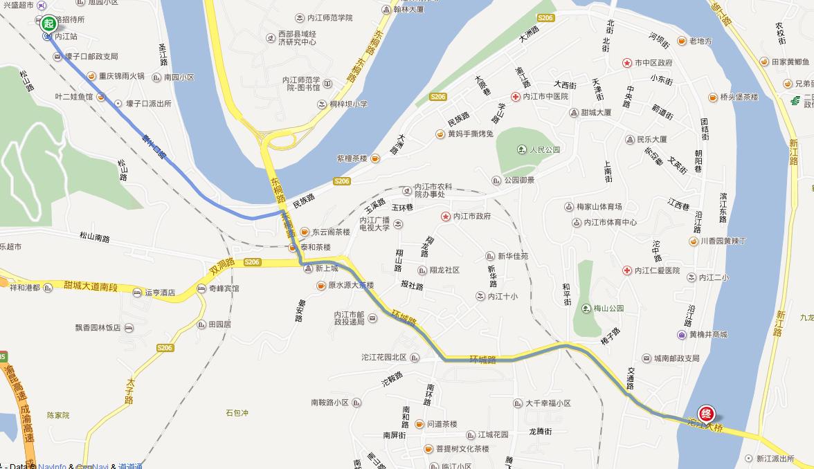 隆昌最新交通规划图