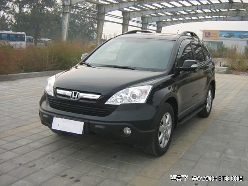 广州本田越野车的型号和报价多少?