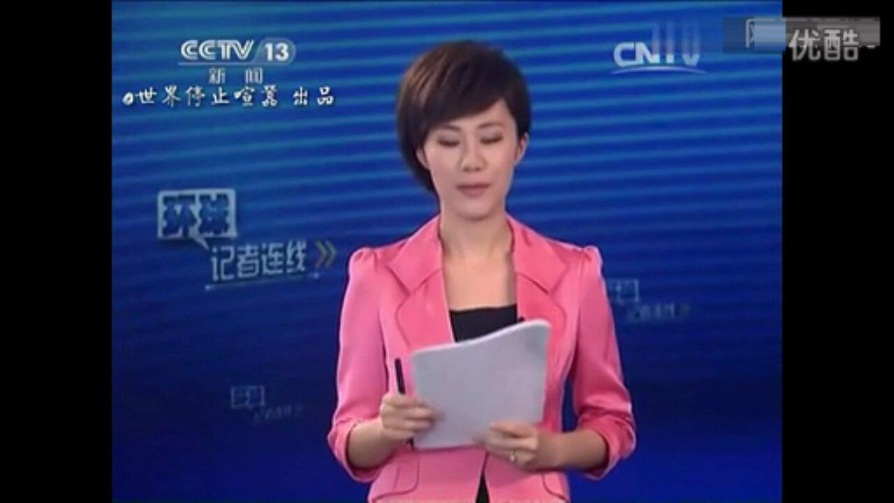 央视女主播_这位央视女主播叫什么
