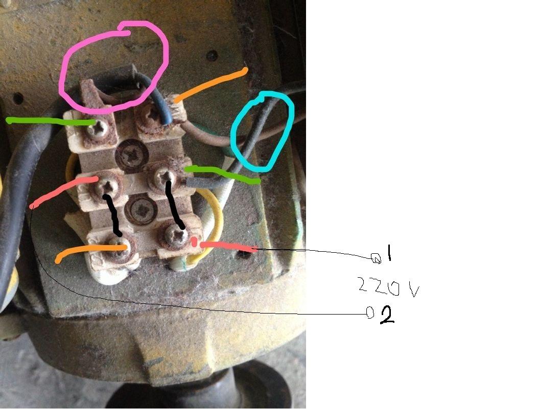 单相电动机电容接线图,我要电路图,和实际接线图.最好