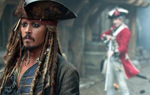 求加勒比海盗3百度云!