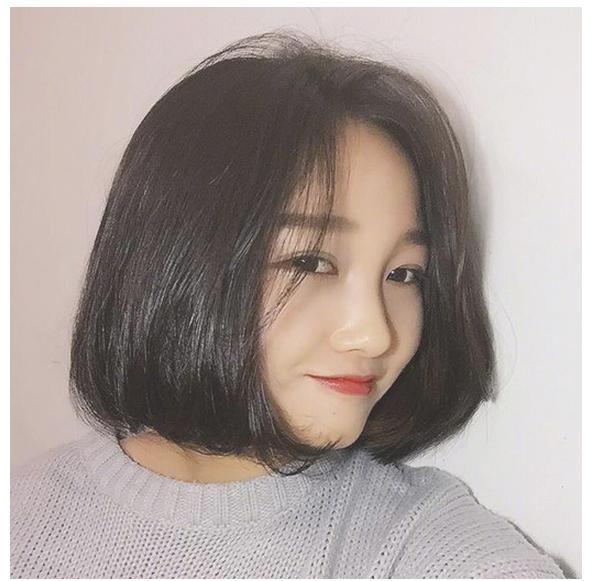 超短发圆脸女生适合什么发型