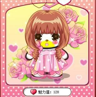 奥比岛奥比形象如何搭配粉色系可爱俏皮公主娃娃?