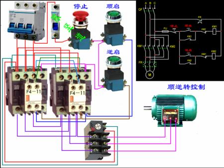 cjx2s6511接触器380v正反转请问有实图吗?谢谢
