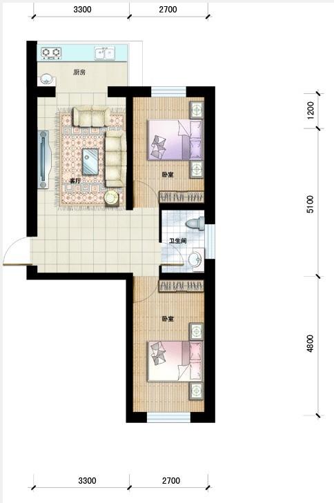楼房空间设计图