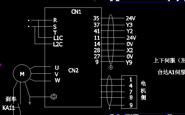 台达伺服电机的龙门同动模式怎么用