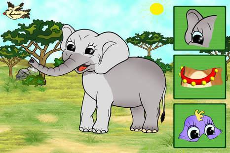 动物世界后面有一小段动画 帮我找找叫什么名字图片