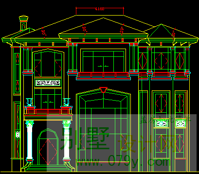 求80多点平方平面设计图 长10米,前面宽8米后宽9米 房屋坐东朝西 类似
