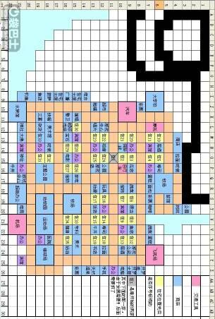 开罗游轮五层完美布局_求开罗游戏里财阀都市那个明朗小镇的布局图
