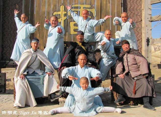 求少林寺传奇剧照?图片