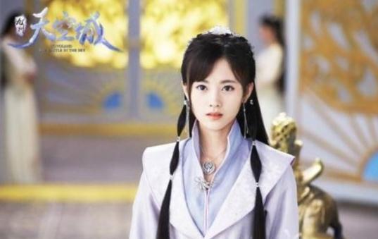 鞠倩伟在九州天空城中扮演什么