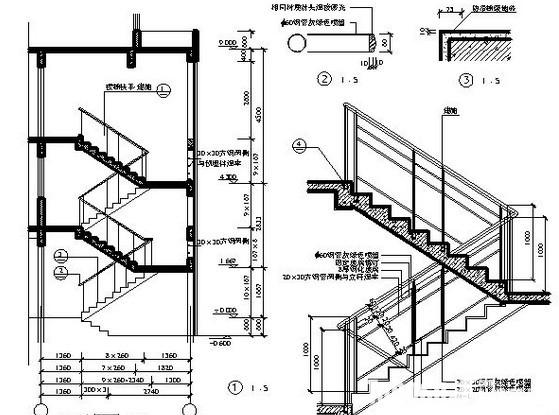 楼梯平面图的介绍