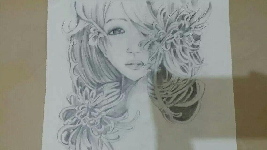 小学绘画作品(六年级)图片