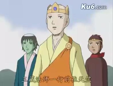 """您说的是不是日本动画《搞笑漫画日和》系列的其中一集~ """"西游记之图片"""