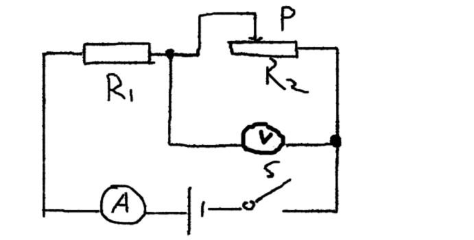 【急急急急急】如图所示的电路中 电源电压为6v且保持不变,滑动变阻器