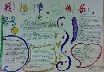 观于读书的手抄报怎么画怎么写