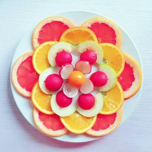 水果拼盘秀的做法步骤图,水果拼盘秀怎么做