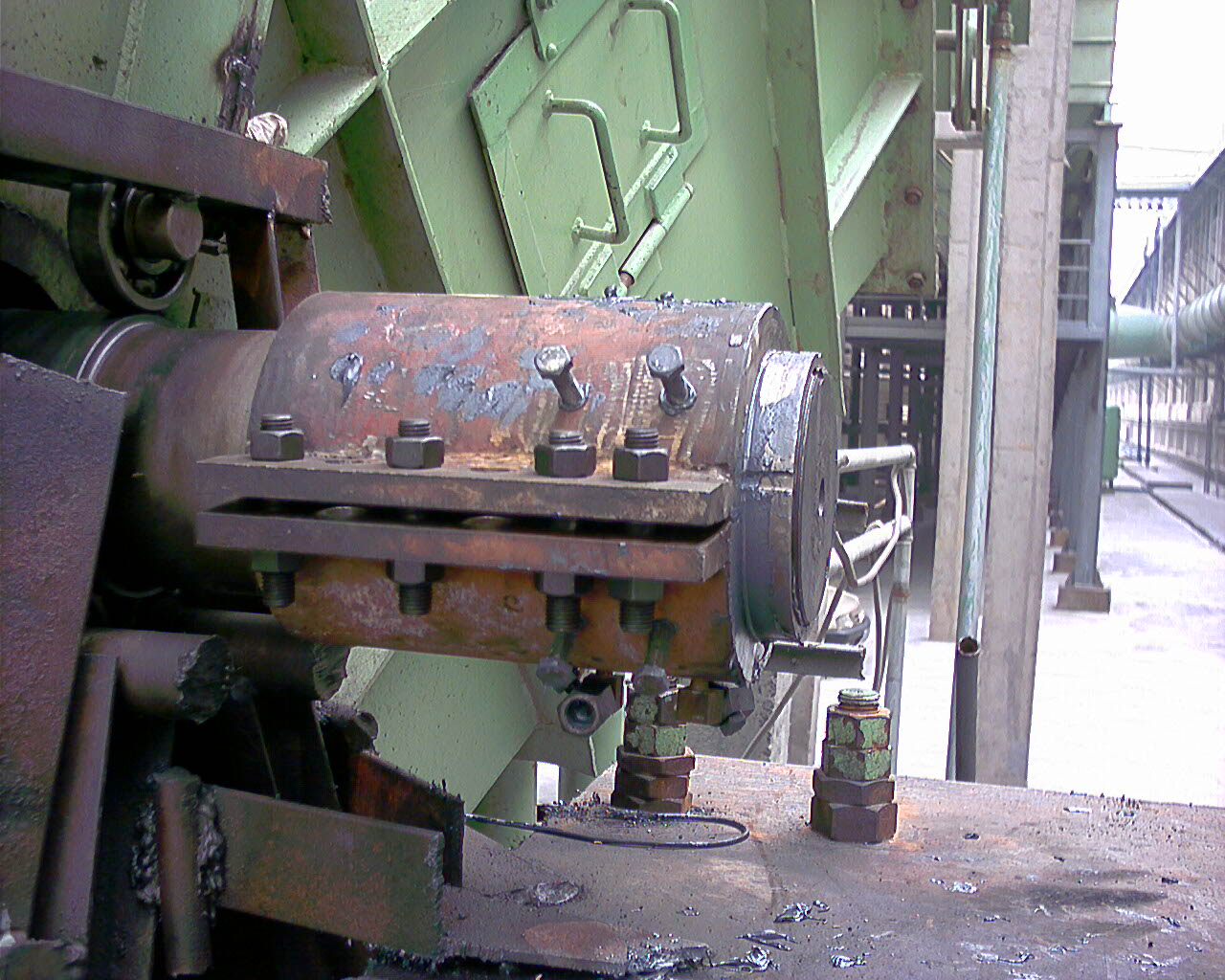 提高造型的铸件产品(表面砂质量)树脂结构设计与模具设计的关系图片