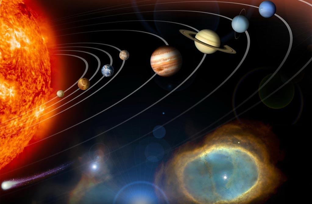 谁有太阳系八大行星矢量图 我们幼儿园要做成大的挂图