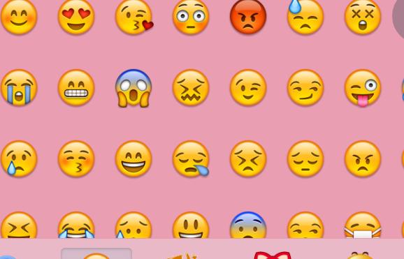 安卓手机怎么在快手上添加instamoji表情 如下:照片图片