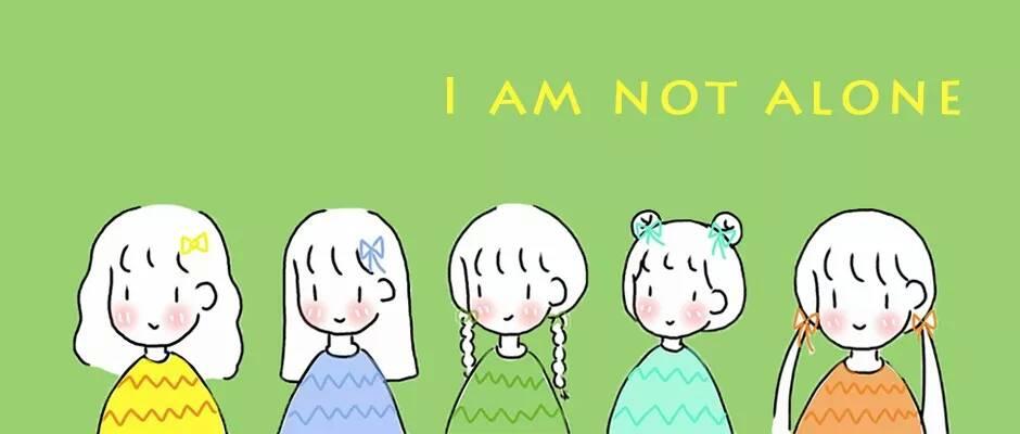 请问一只耳朵女生手绘小人系列头像的作者是谁 或者能