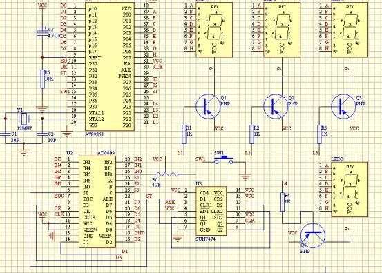 如果我的单片机的基准电压为3.3V,而外部的模拟量输入为05V我要对这个模拟量直接用单片机的内部AD进行采(图2)  如果我的单片机的基准电压为3.3V,而外部的模拟量输入为05V我要对这个模拟量直接用单片机的内部AD进行采(图4)  如果我的单片机的基准电压为3.3V,而外部的模拟量输入为05V我要对这个模拟量直接用单片机的内部AD进行采(图7)  如果我的单片机的基准电压为3.